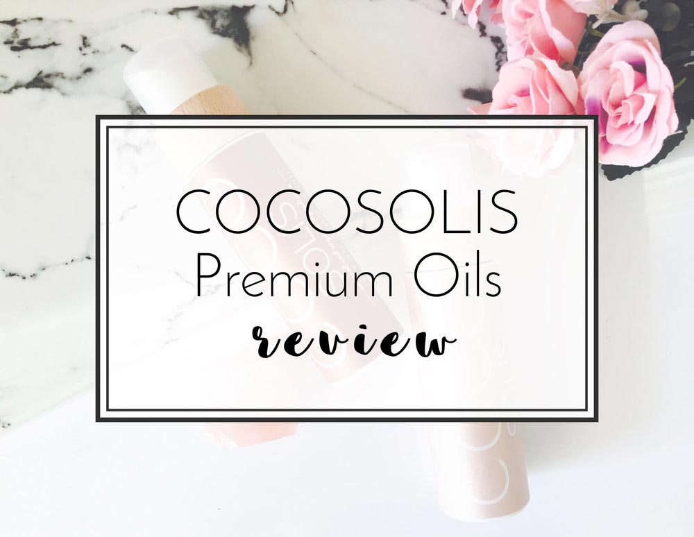Cocosolis Premium Natural Oils Review