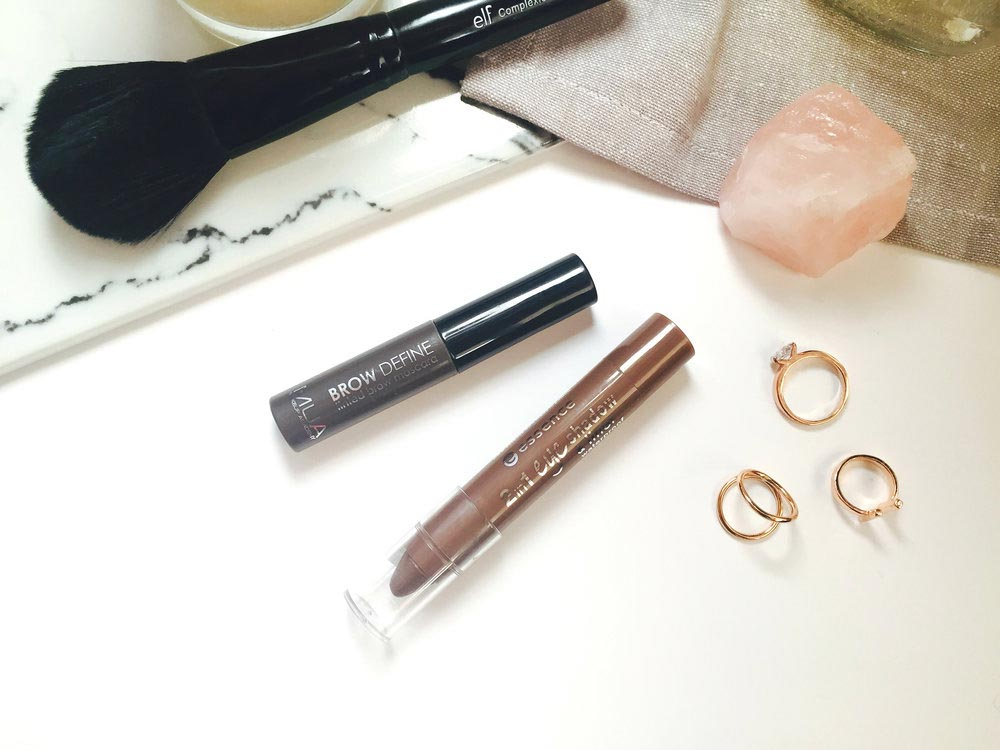 MUA Makeup Academy Brow Define & Essence Jumbo Pencil