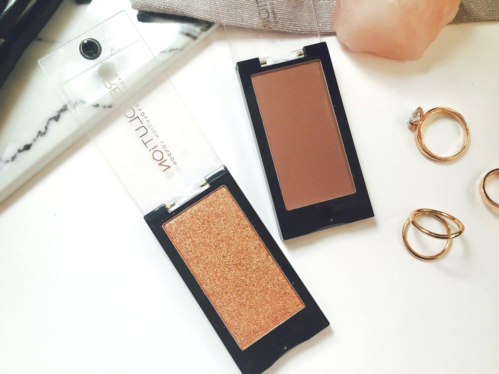 Cruelty - Free Eyeshadows by Makeup Revolution