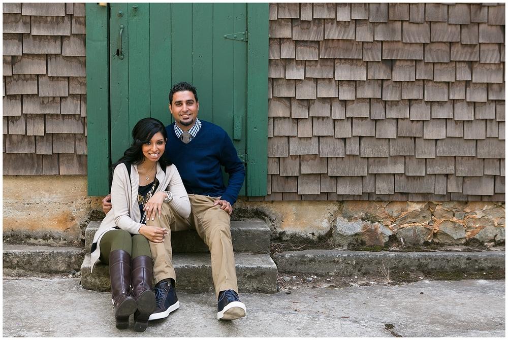 Sharan & Preet Engagement-1
