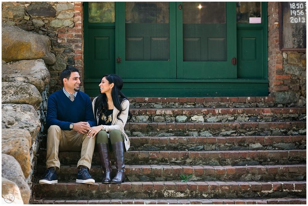 Sharan & Preet Engagement-33