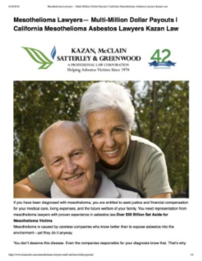 Client:  Kazan Law