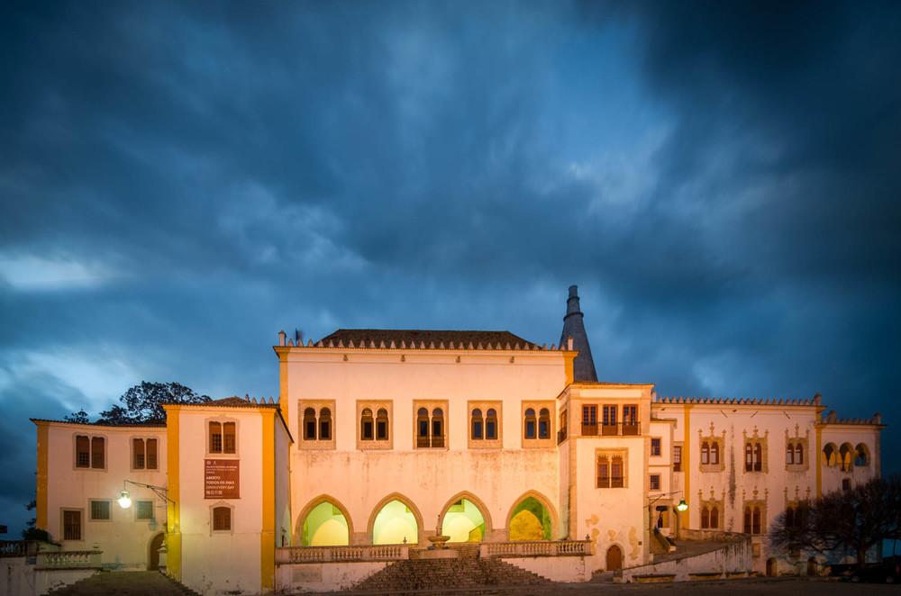 Sintra sightseeing with Sintra Photo Tour - Palácio Nacional de Sintra