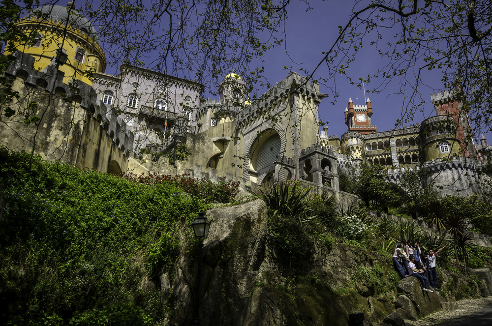 Sintra sightseeing with Sintra Photo Tour - Pena Palace