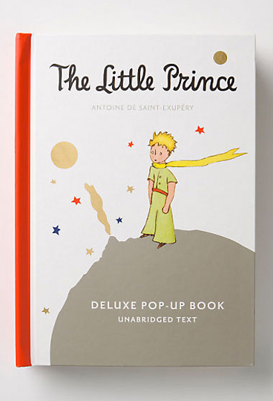 The Little Prince Deluxe Pop-up Book