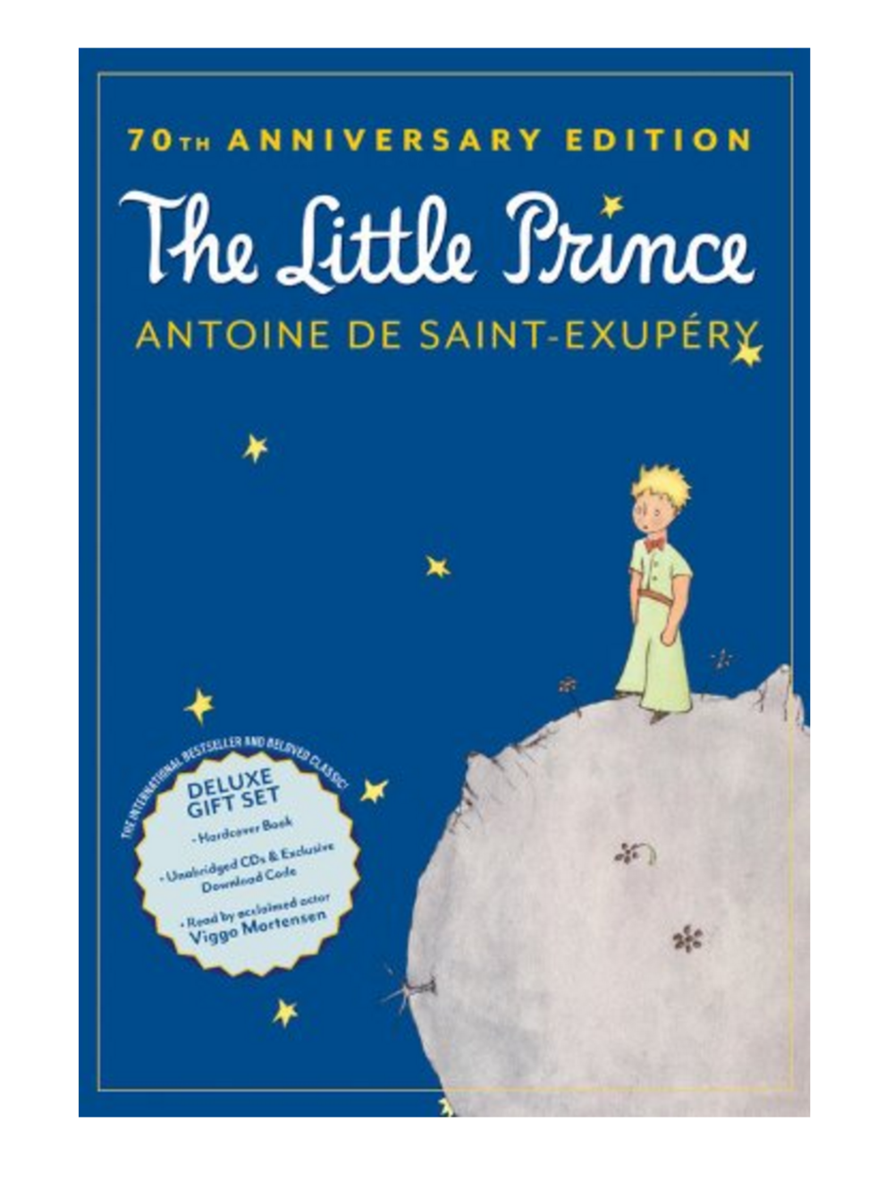 The Little Prince 70th Anniversary Edition Deluxe Gift Set