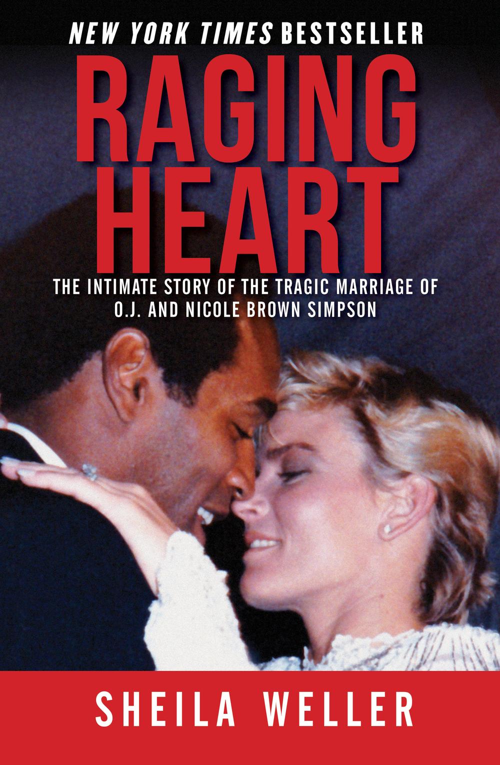 Raging Heart by Sheila Weller
