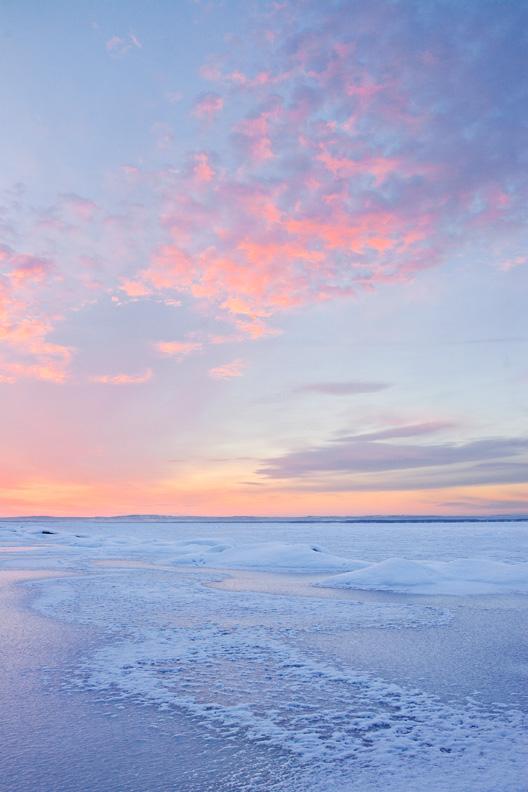 Taft Bay Park Sunrise, Taft Bay Park, Bernhard's Bay, Oneida Lake, New York.