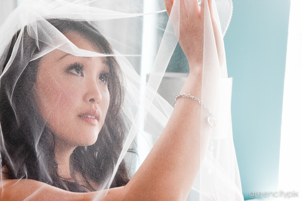 The veil.