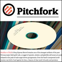 Craig Wedren: Wand,Pitchfork, Sept 30, 2011