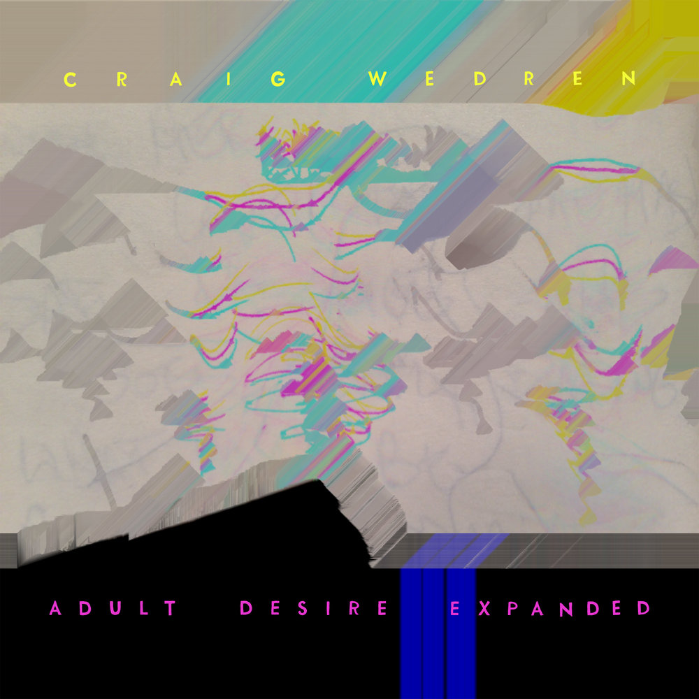 Adult Desire Expanded Art Work CW