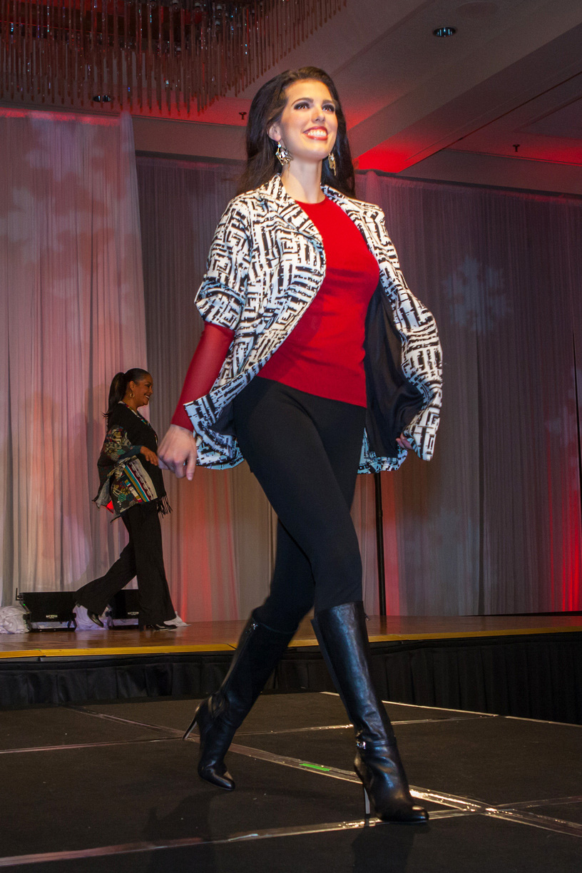 Georgette Red Outfit.jpg