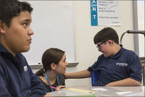 Photo by Nathan W. Armes for Education Week