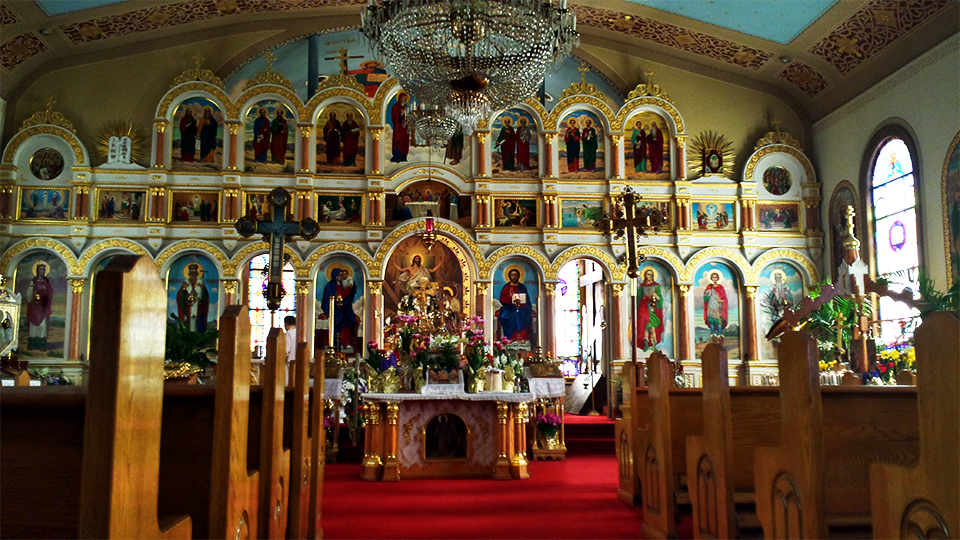 St. Michael's Ukrainian Orthodox Church