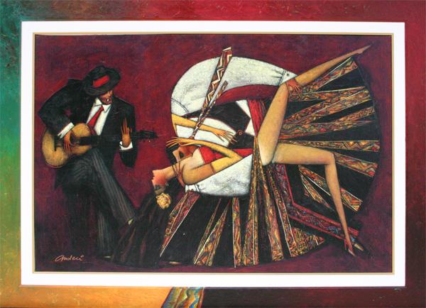 """""""Tango Flamenco"""""""