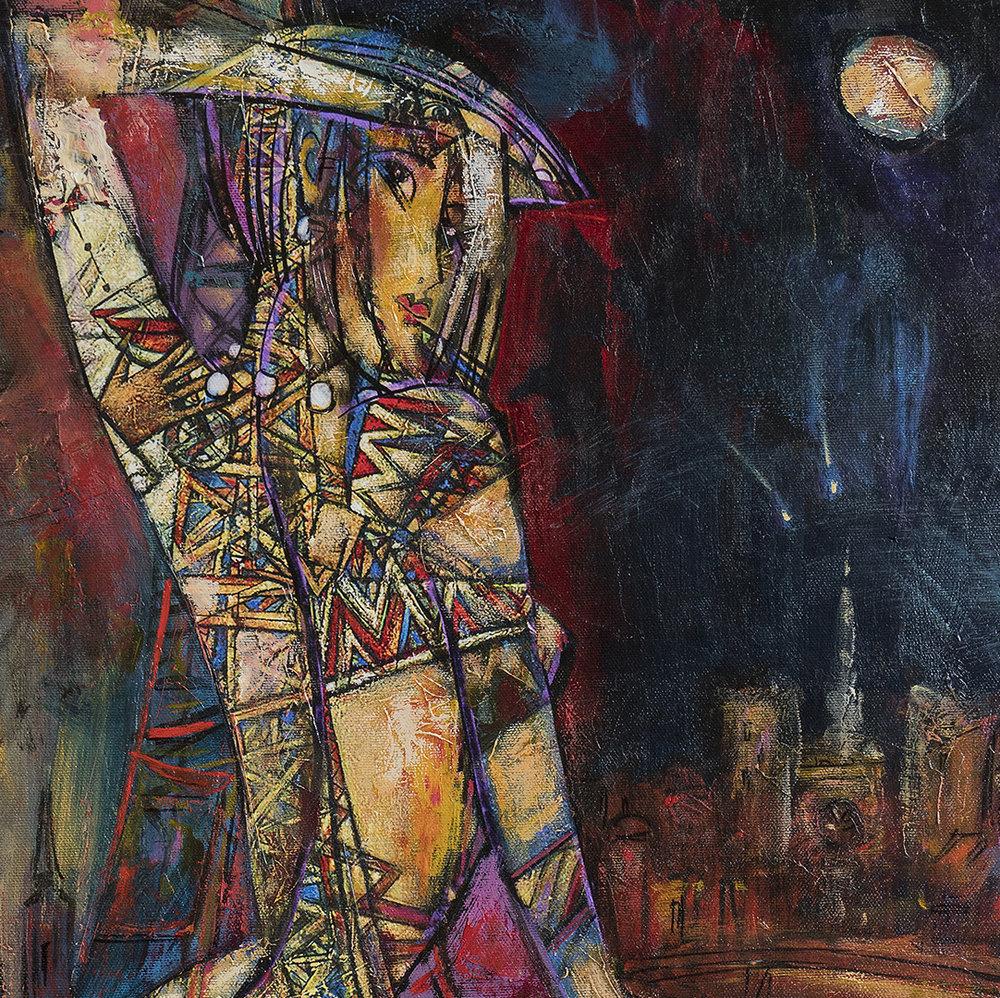 Paris 24 x 18 Mixed Media Oil on Canvas.jpg