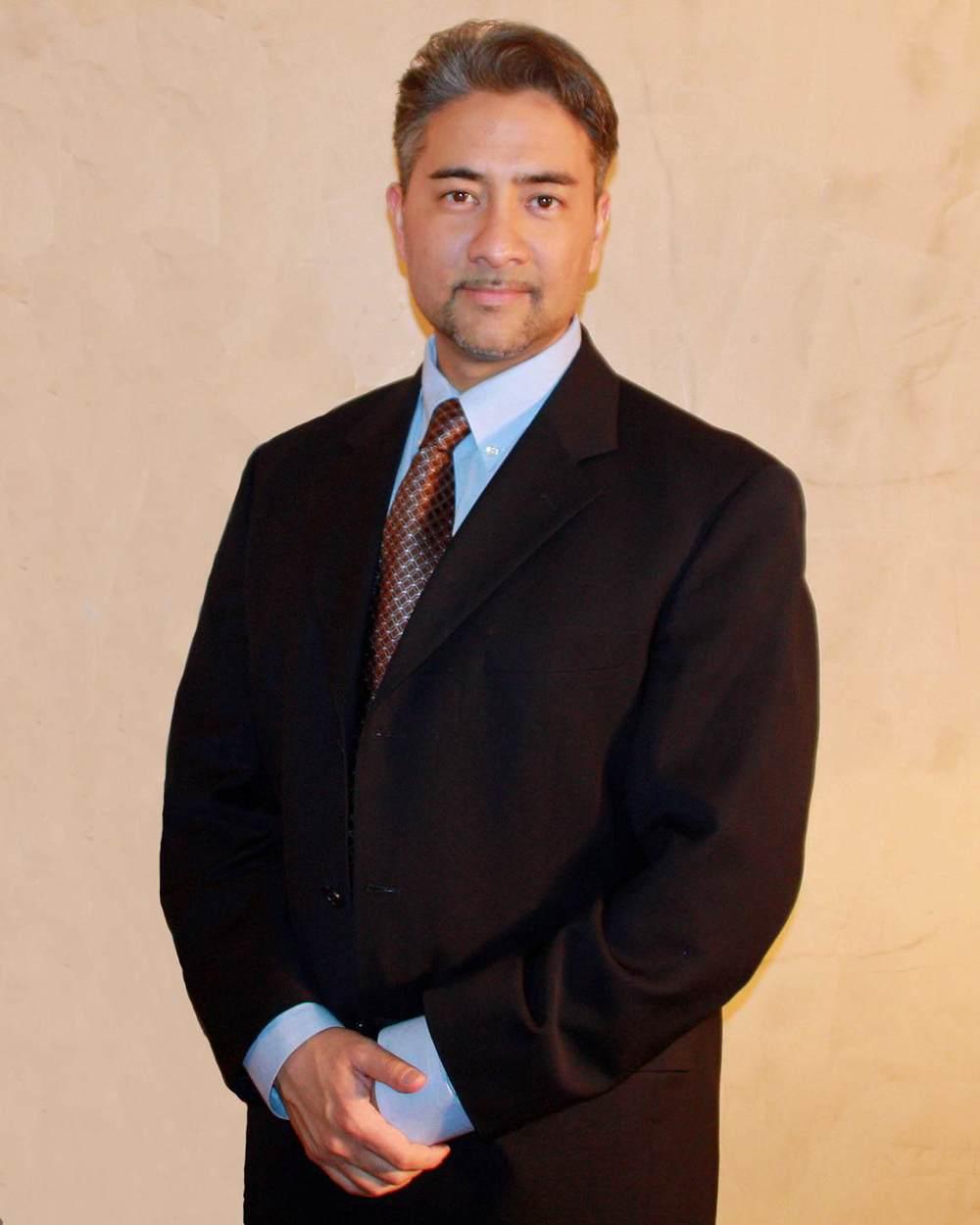 Dr Clifford Baker Suit