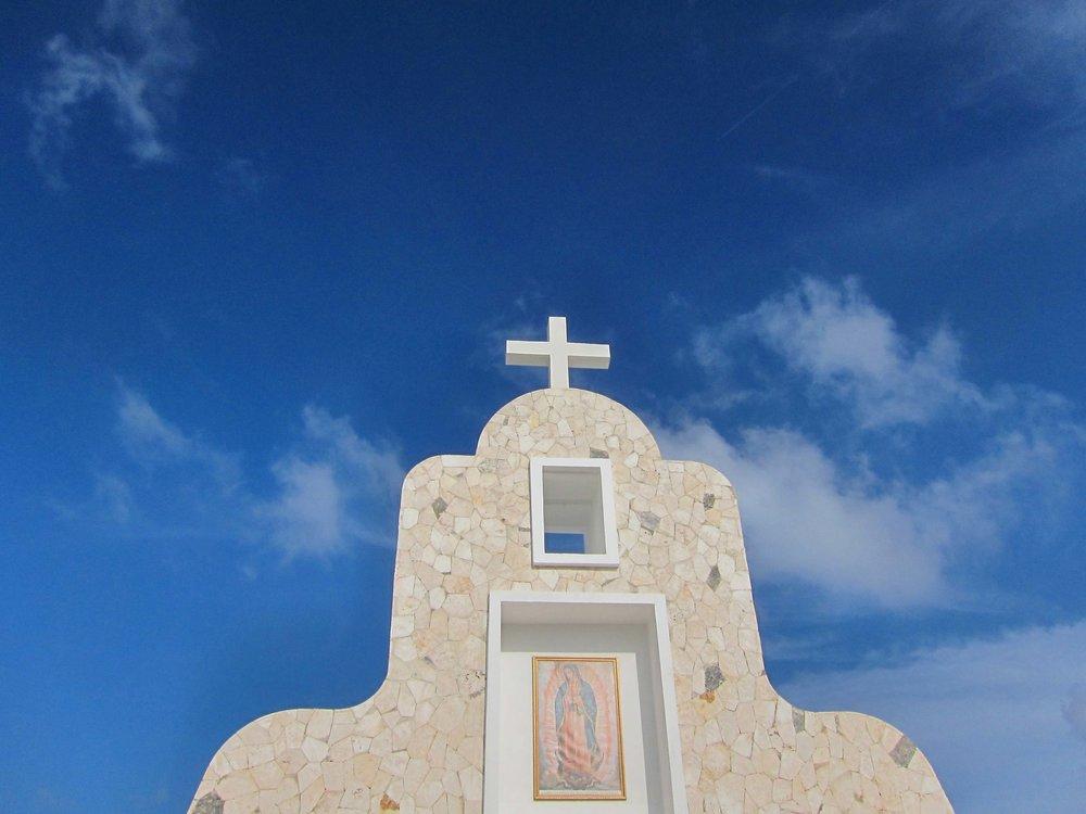 Iglesia de la Virgen de Guadalupe, Isla Mujeres