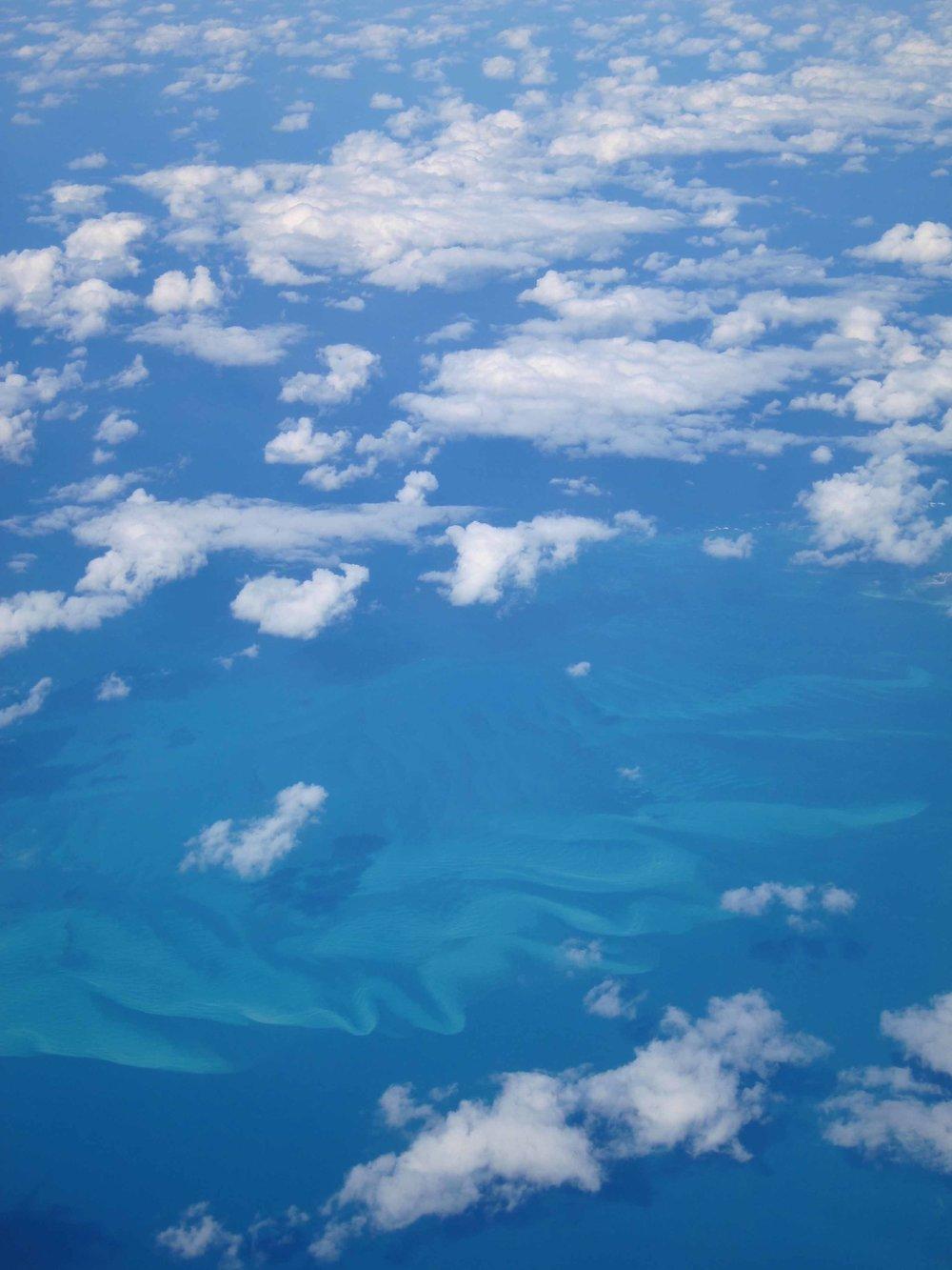 Approaching Nassau