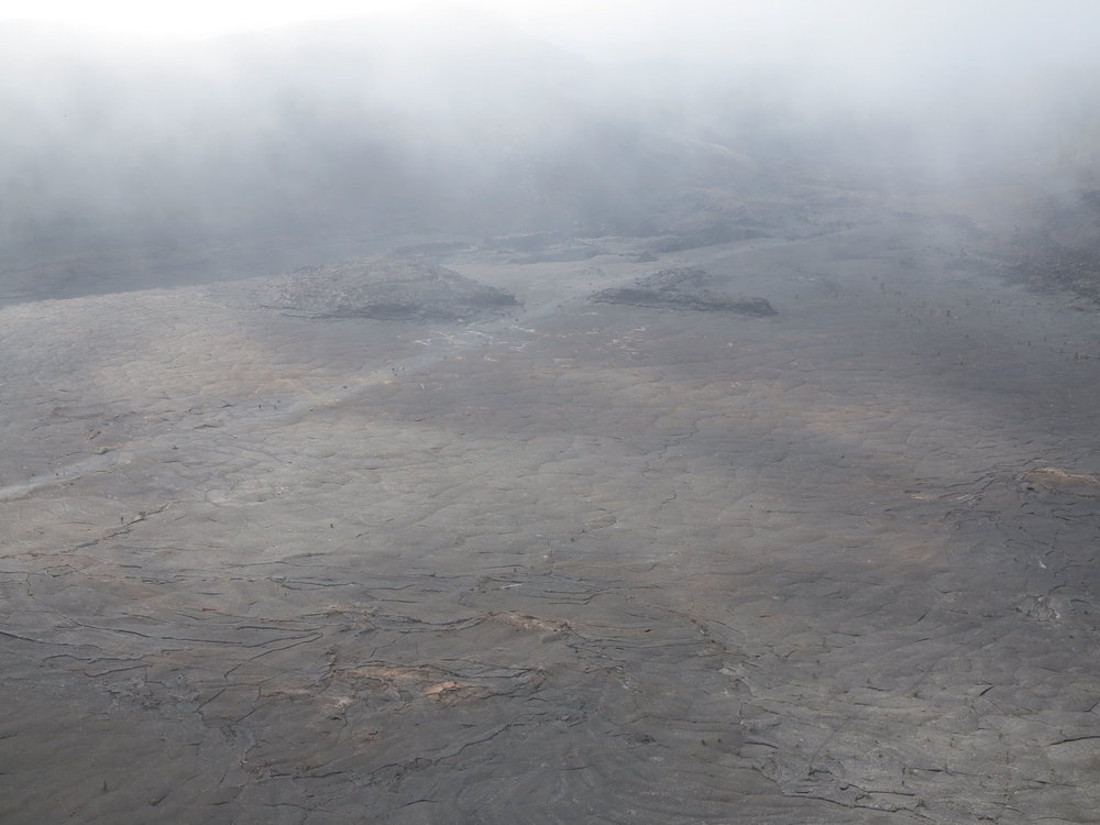 Kilauea Iki Crater, Hawaii Volcanoes National Park