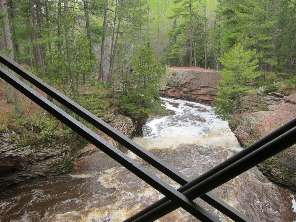 Amnicon Falls State Park, Wisconsin