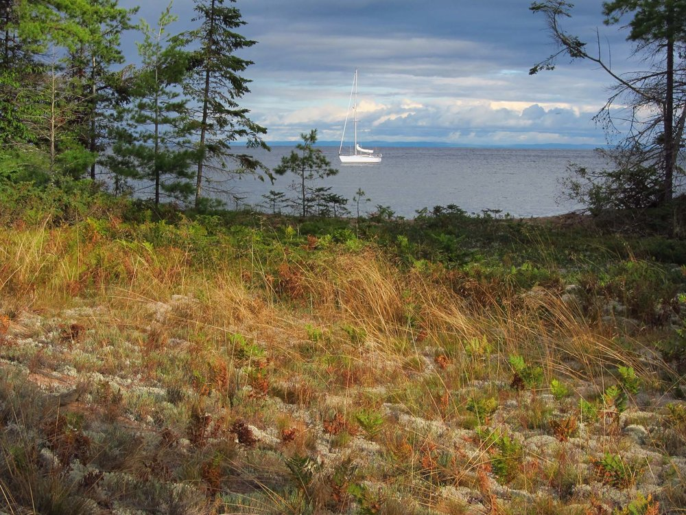 Outer Island, Apostle Islands National Lakeshore