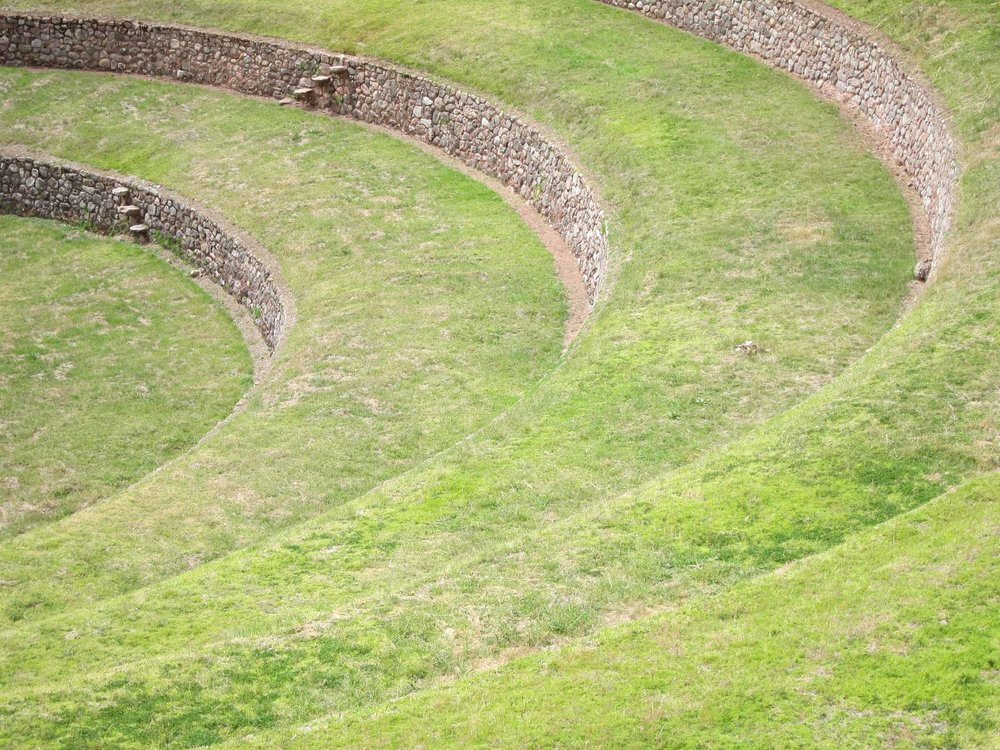 Incan Agricultural Terraces, Moray