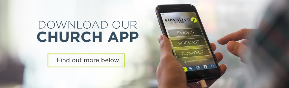Elevation Church Utah A Community Of Christ Followers - What is our elevation