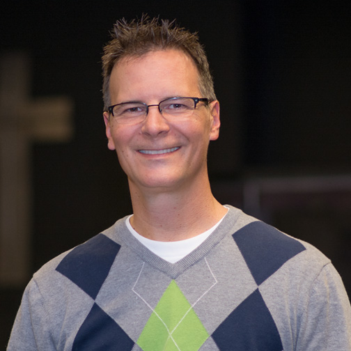 Lead Pastor - Matt Miller