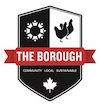 The Borough 1352 Danforth Ave. 416-901-1429 @TheBoroughEY
