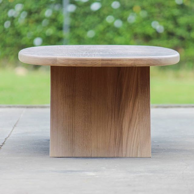 Coffee Table . . . . #collab #finished #woodworking #wood #oak #photography
