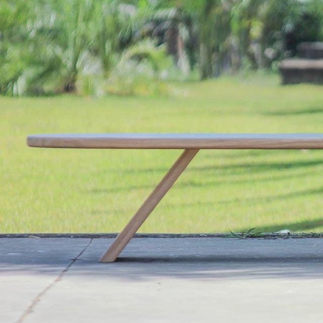 Coffee Table . . . . . #woodworking #wood #oak #shade #furniture #flatpack #maderaslife #californiabound