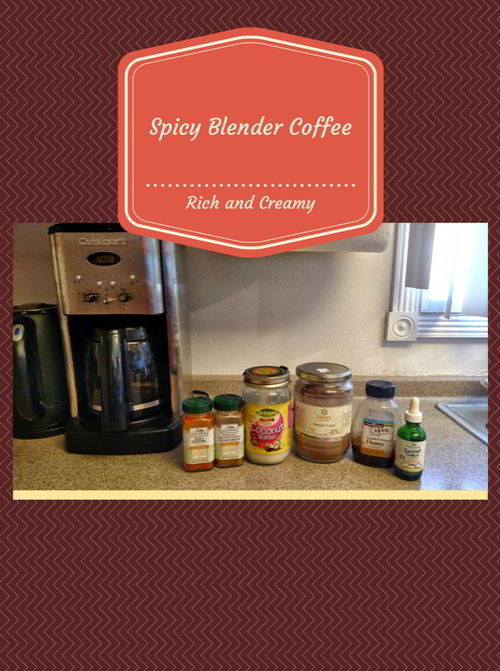 Spicy-Blender-Coffee-Dairy-Free-Cynthia B Well