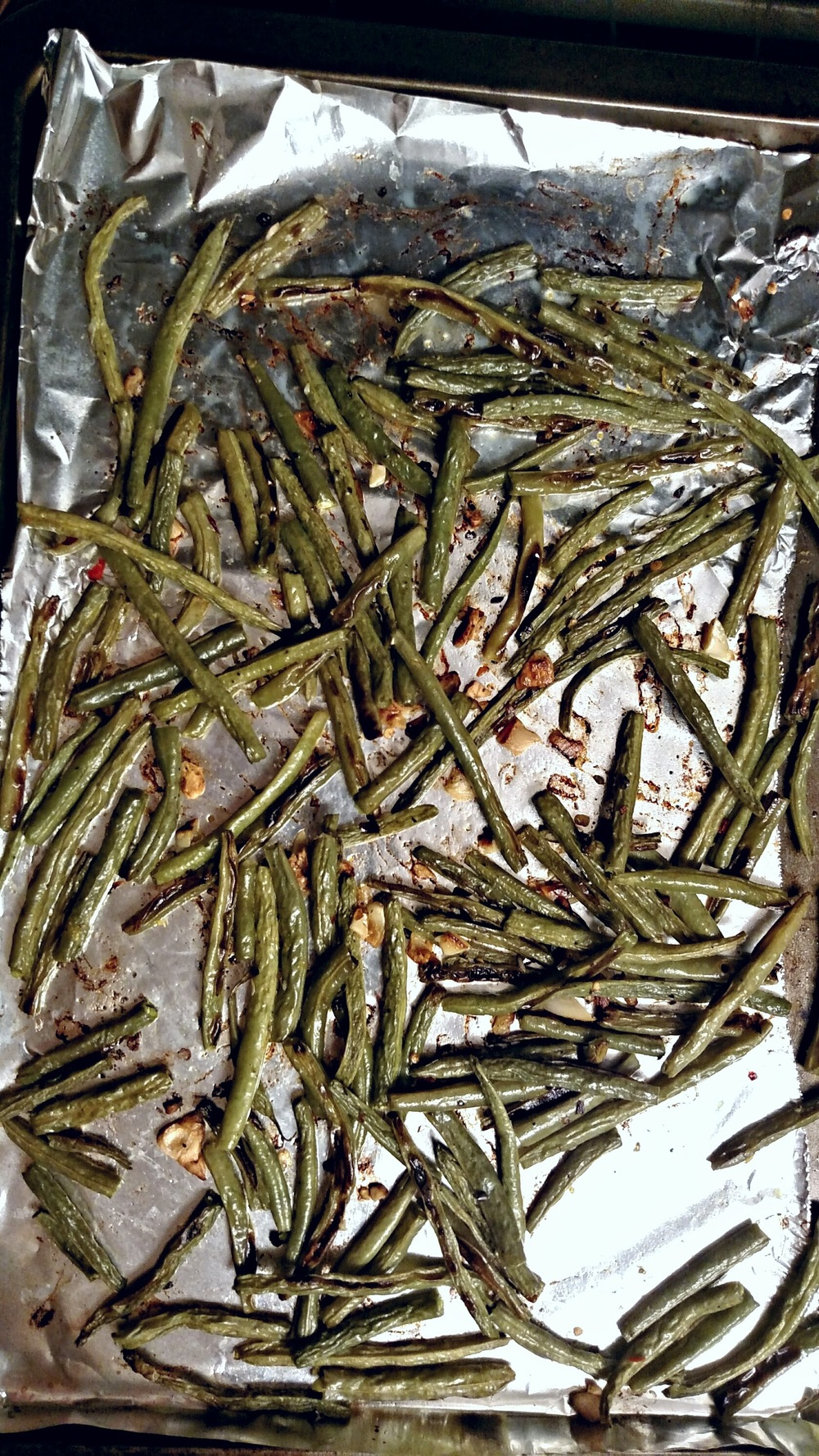 This Week in Food - Crispy Green Beans