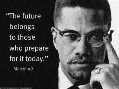 Happy Birthday to Malcolm X today!