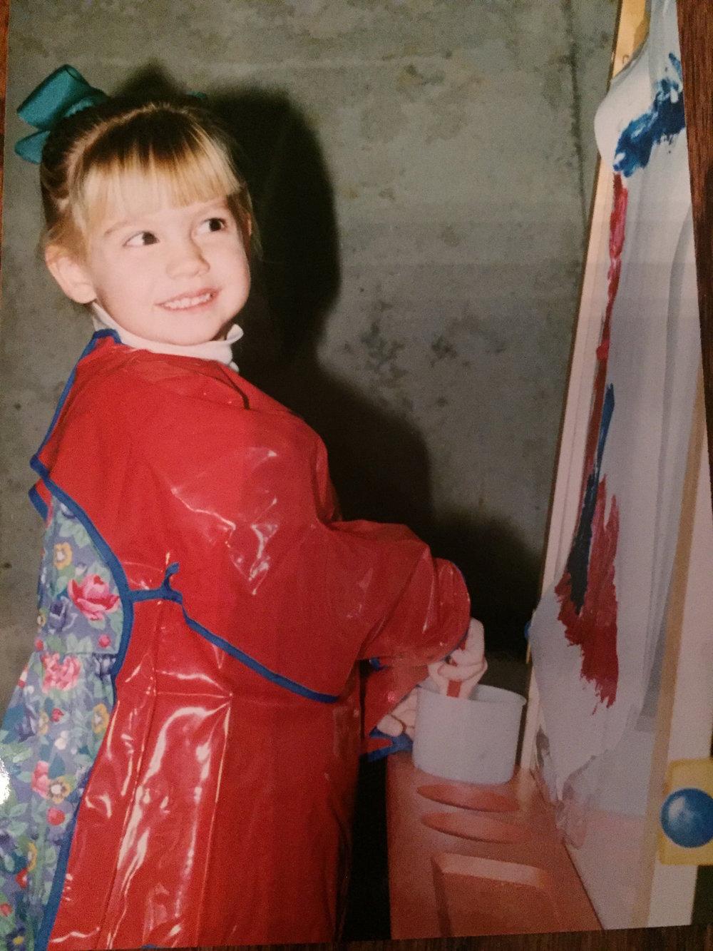 Tiny Painter