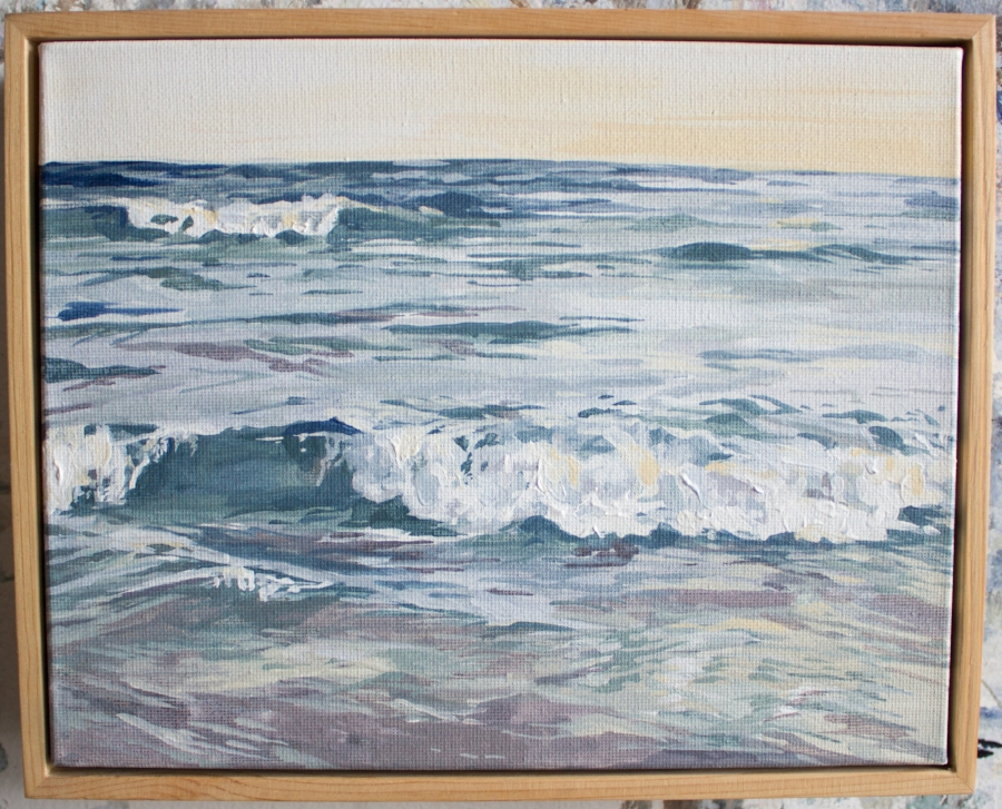 Painted Sea
