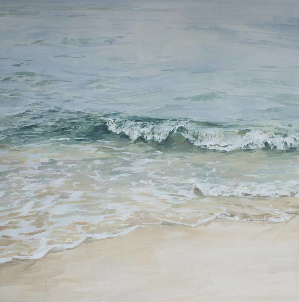 """Subtle Swell 36x36"""""""