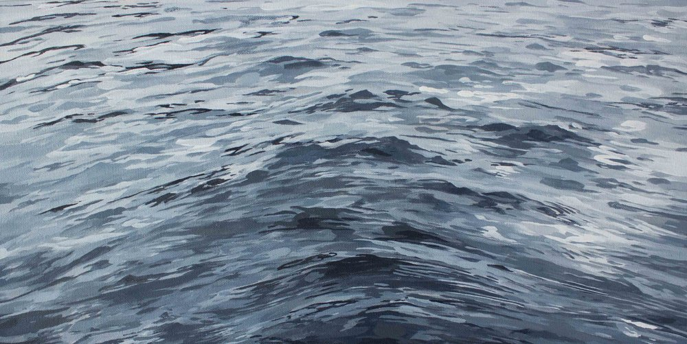 """Soothing Waters 12x24"""""""