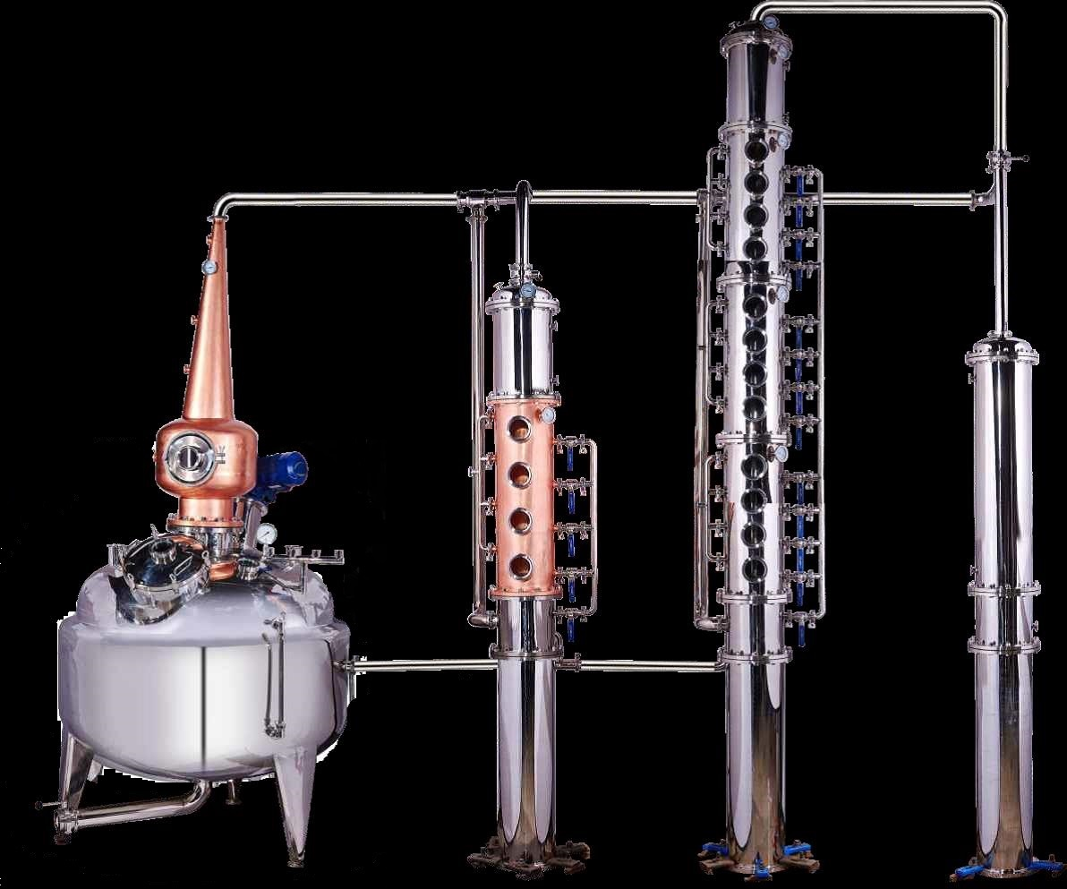OLYMPIC WHISKEY & VODKA STILL - 200 Gallons (800L) — Moonshine Stills &  Distillery Equipment