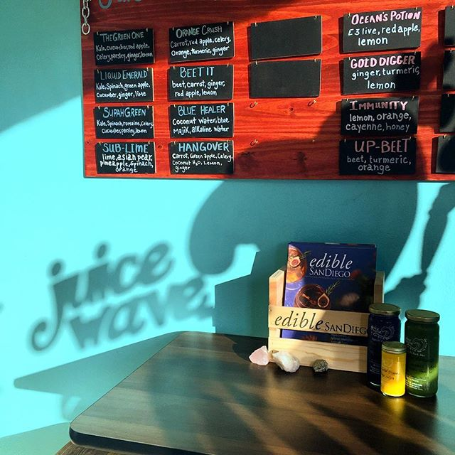 Check our menu at our Miramar location jammed packed with tasty nutrients to make your Hump Day extra special. #keeponjuicing #theyseemejuicing #humpday #organic #natual #raw #vegan #fresh #paleo #juice #truck #foodtruck #miramar #healthychoices #fit #sexy #coldpress #juicewave