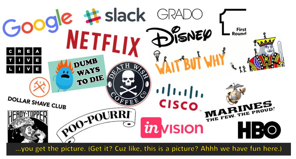 episode logos