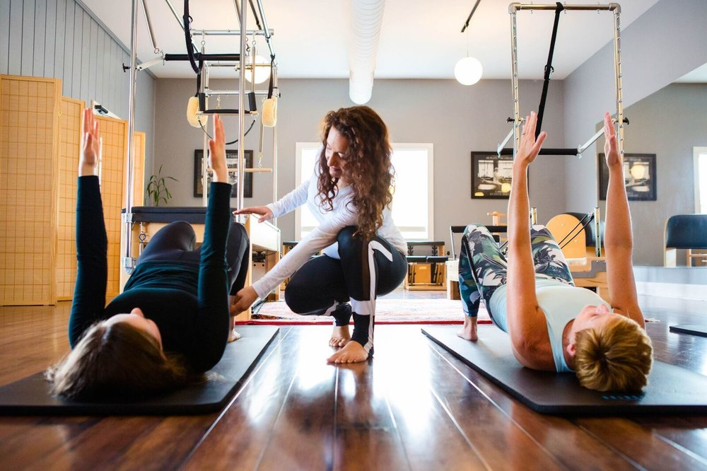 Part I: Pilates Mat for Dancers -