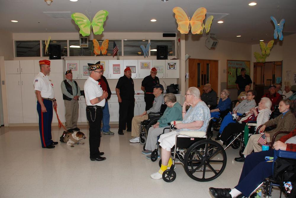 May 21st Lifequest Nursing Home Visit
