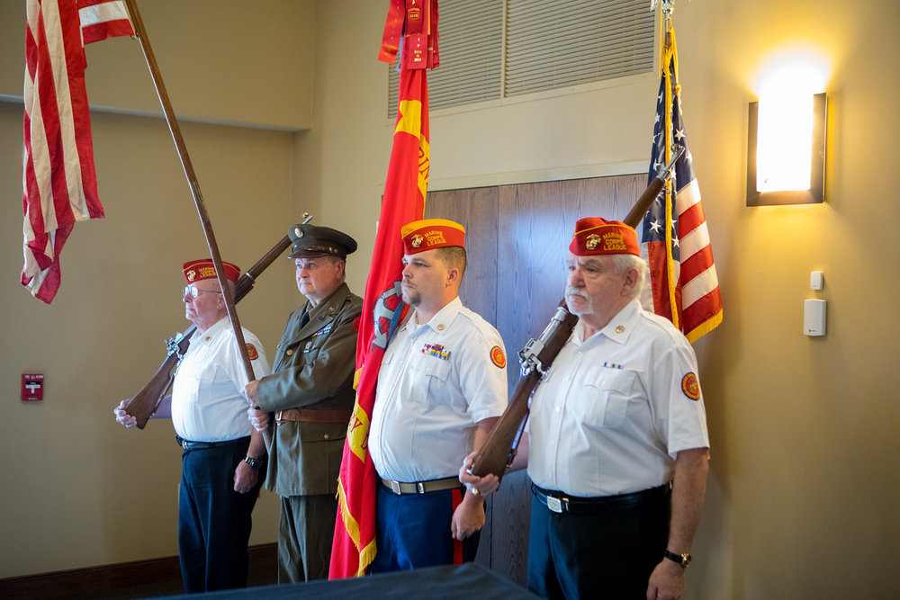 Whitehall Area Chamber of Commerce Veterans Day Celebration