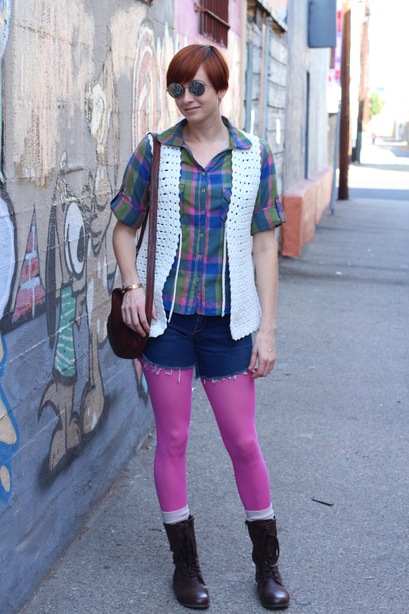 plaid shirt pink tights_1.jpg