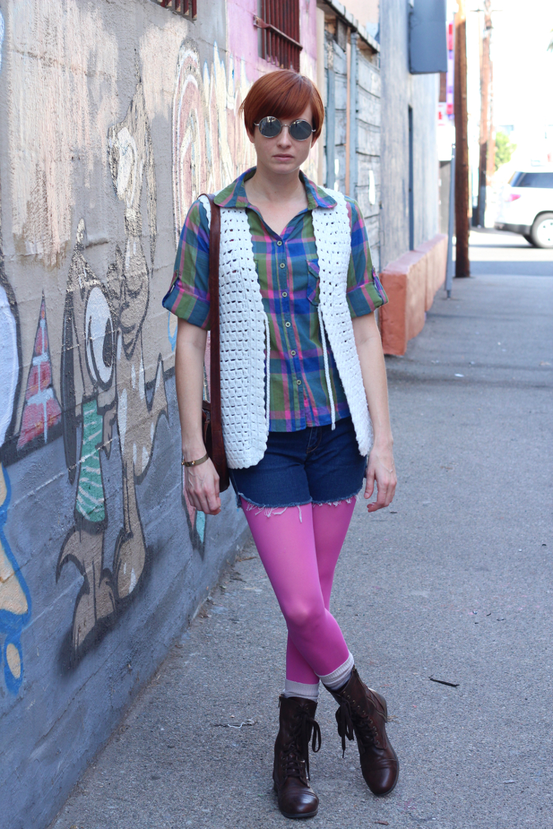 plaid shirt pink tights_2.jpg