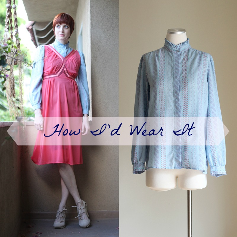 ruffle neck blouse sheer dress_diptext_zpst8vx61my.JPG