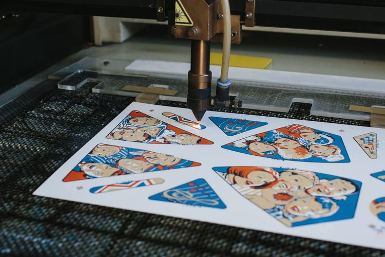 Stencils custom plastics and laser cutting gold coast