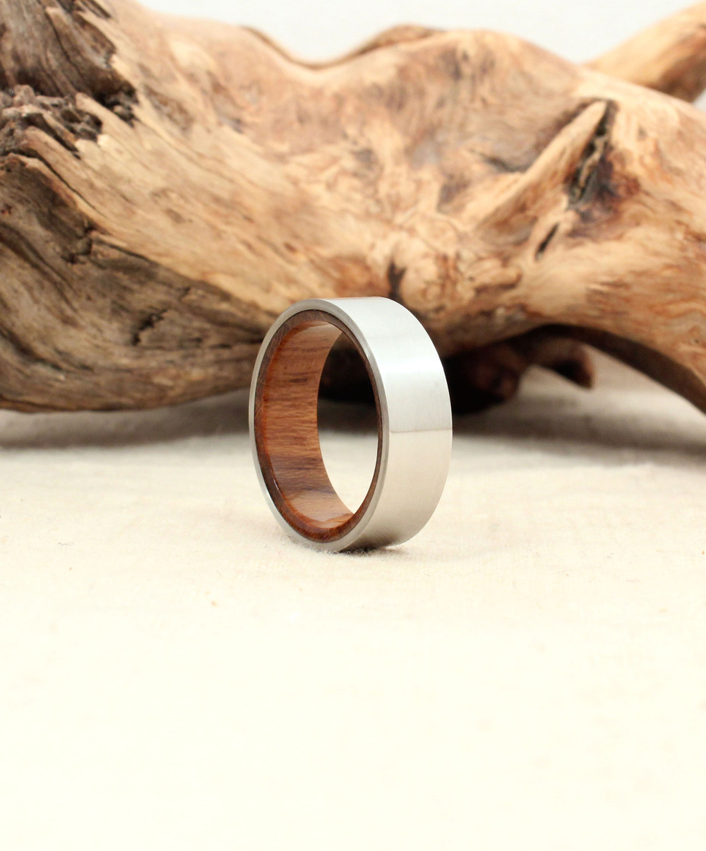with shavings how youtube ring make to oak wood rings watch